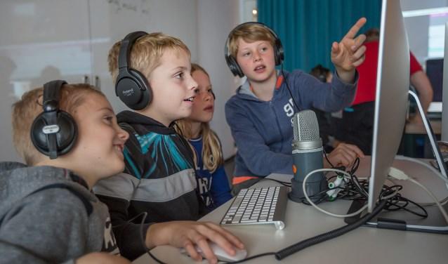 Ook de film- en media-educatie van leerlingen krijgt nog meer aandacht.