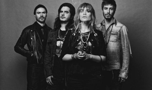 Black Mirrors is één van de buitenlandse bands die naar de Soestdijksekade komt.
