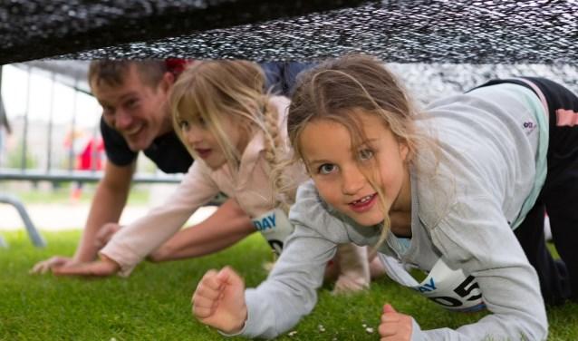 Elk jaar wordt de Vijfwal Family Run uitdagender, spectaculairder en grootser. Foto: Danny vd Bree.