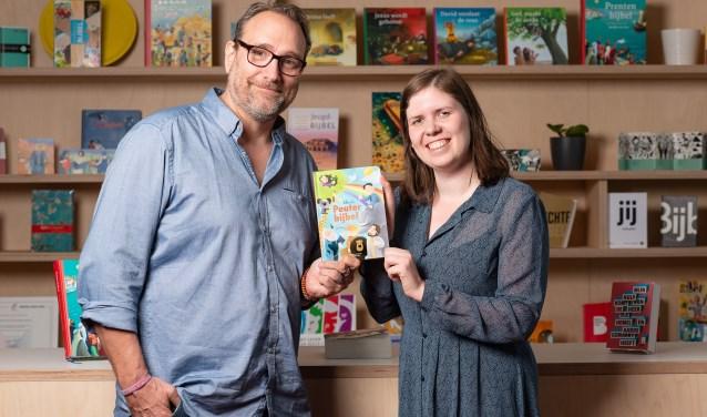 Michel de Boer en Melanie van de Peut