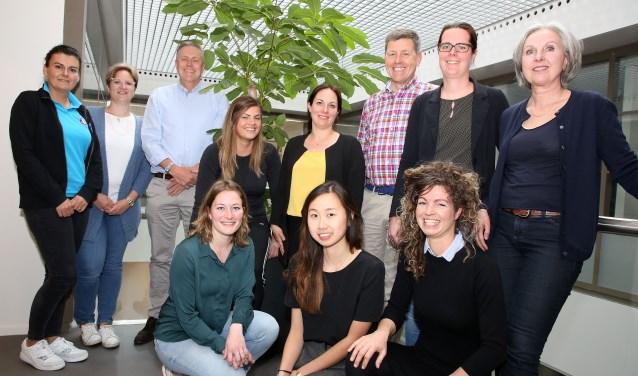 Het team van Medisch Centrum Aalst. Foto: Theo van Sambeek.