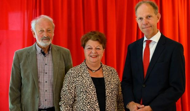 Mevrouw Kamp-Savelkouls uit Waspik zet zich al 40 jaar vrijwillig in voor de Hartstichting.