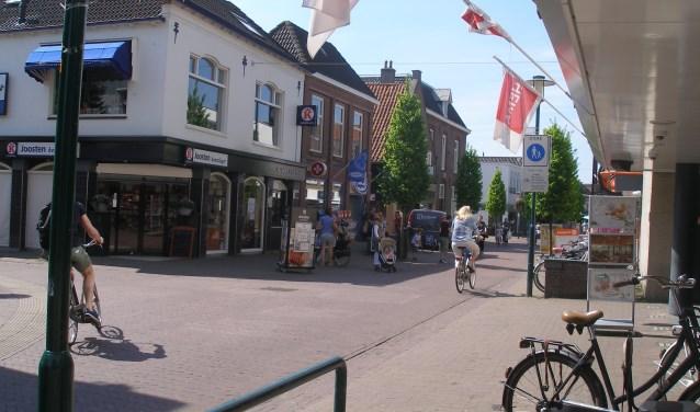 De gemeente Barneveld stelt een omgevingsvisie op voor het centrum.