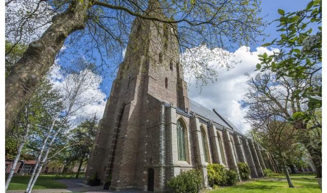 Hervormde Kerk in Kapelle