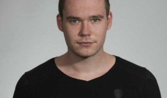 Niels Janssen heeft als Sound Distractorz zijn eerste officiële track Behold uitgebracht. (foto: PR)