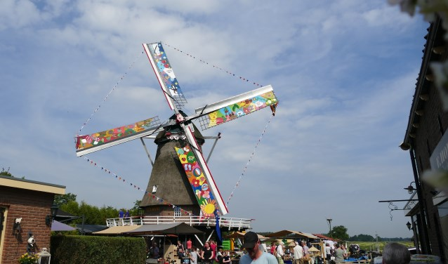 De Leemansmolen is een waardevol historisch en cultureel monument, zegt Berthe Wessels.