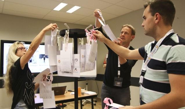 Samen met een groot aantal partners wordt Nieuwegein in beweging gebracht. Letterlijk...Foto: Jennifer Hendriks.