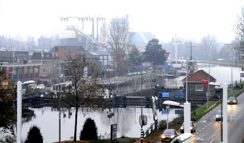 Rijnland wil van de Kock van Leeuwensluis af en wil deze overdragen aan de gemeente of provincie. Foto:Marianka Peters