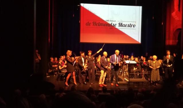 De naam van de winnaar is bekend: Jermain de Rozario! Foto: Pien Buwalda.