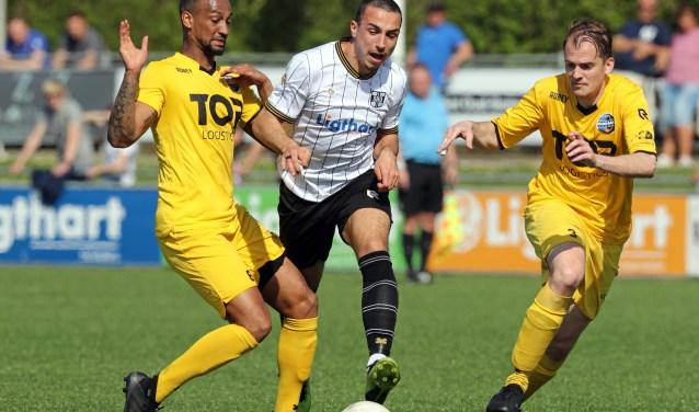 SV Poortugaal speelt zaterdag tegen De Meeuwen, daarna wachten BVCB en Deltasport nog (archieffoto: John de Pater)
