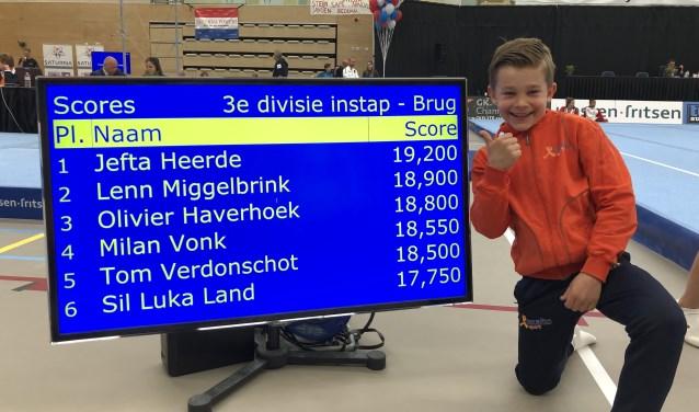 Jefta van Heerde.