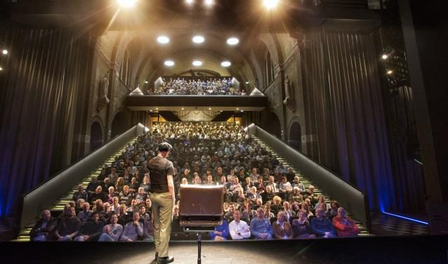 Het Speelhuis biedt in het nieuwe seizoenen meer dan 160 voorstellingen.