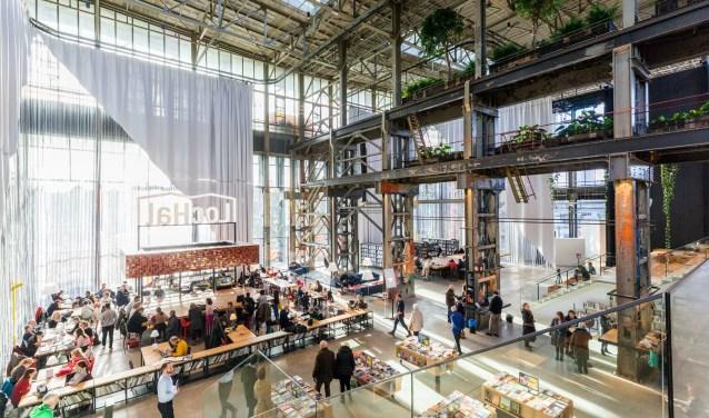 De LocHal in Tilburg: architectonisch hoogstandje in de Spoorzone