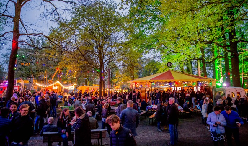 Lepeltje Lepeltje trapt haar eerste editie van 2019 af in het groene Beekpark in Apeldoorn.