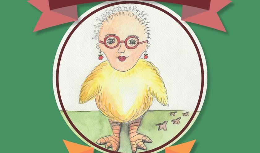 Kaft boek 'Tumor met een vleugje humor'