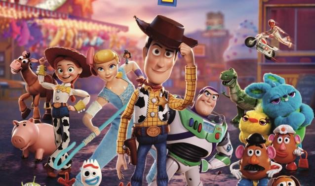 De figuren van Toy Story gaan weer op avontuur.