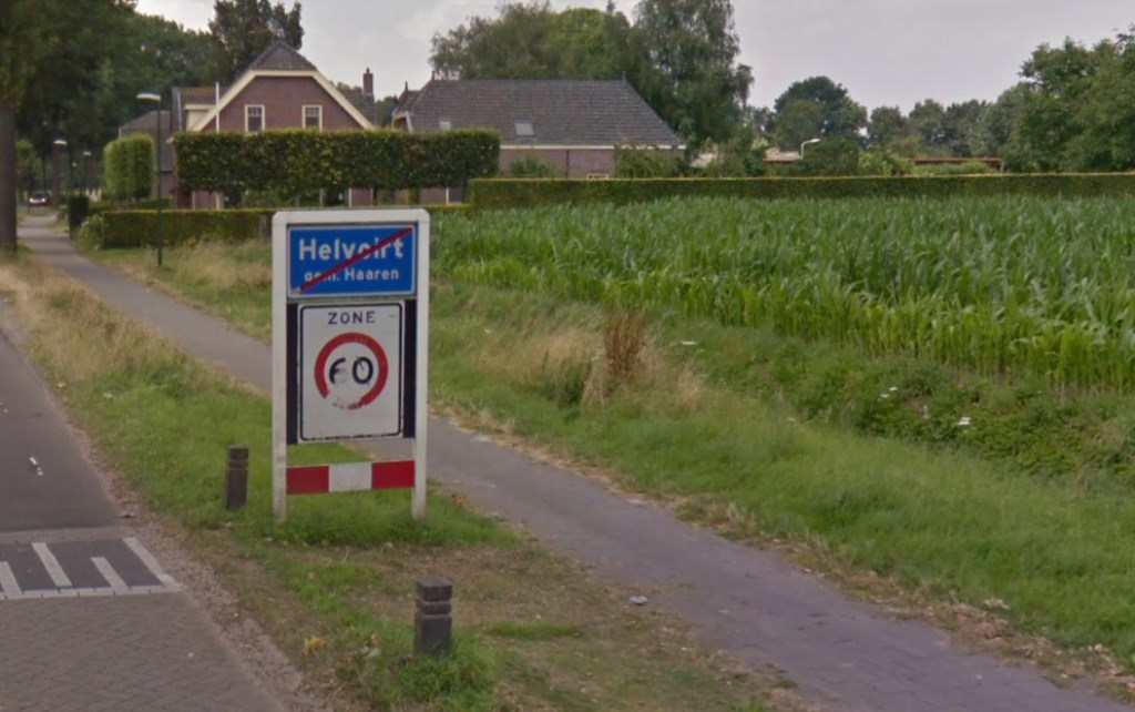 Volgens de plannen komt Helvoirt in de gemeente Vught te liggen.