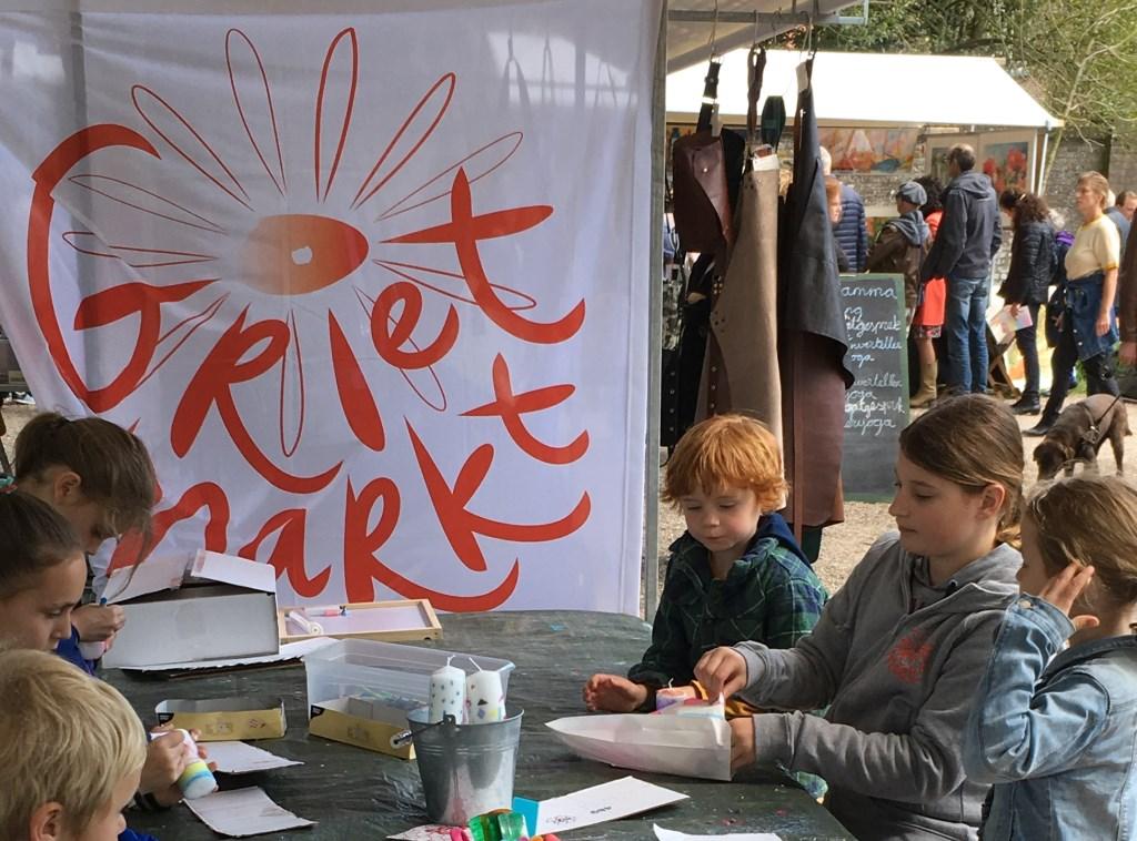 Grietmarkt Foto: B. Hart © Persgroep