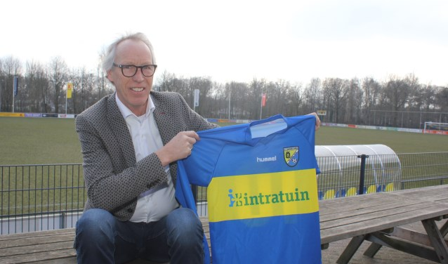 Voorzitter Sportclub Lochem Ger ten Asbroek is er klaar voor. Gaat Sportclub Lochem opnieuw geschiedenis schrijven?