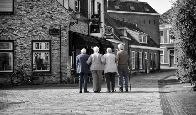 Met je hart zet zich in om eenzaamheid onder ouderen te verzachten en is in Den Bosch en Vught actief.