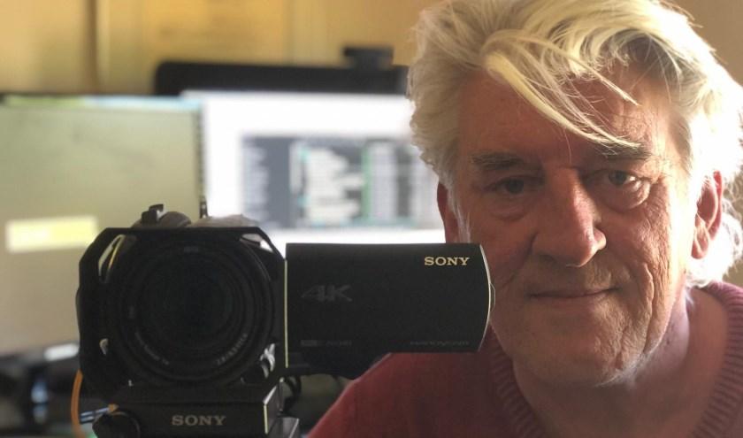 Ernst Ellerman maakt een film van je leven