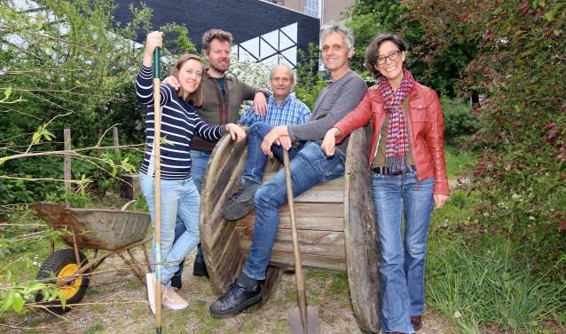 Het team van Muziek bij de Molen @ Coehoornpark