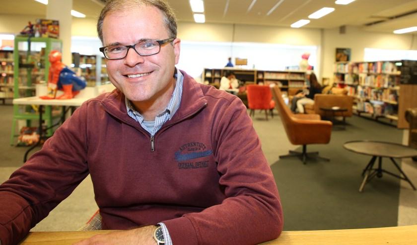 """""""Andersom leer ik ook van hún taal en cultuur…"""" FOTO: Theo van Sambeek."""