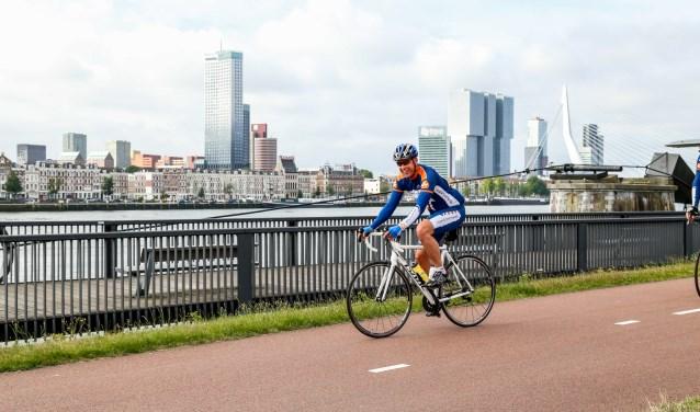 Tour de Rotterdam komt langs Capelle.