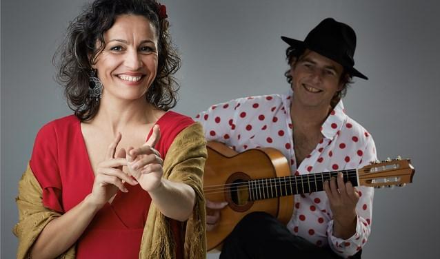 Wegens groot succes vorig jaar geven zangeres Monica Coronado en gitarist Manito op 18 meiweer een concert op Landgoed Algoed.