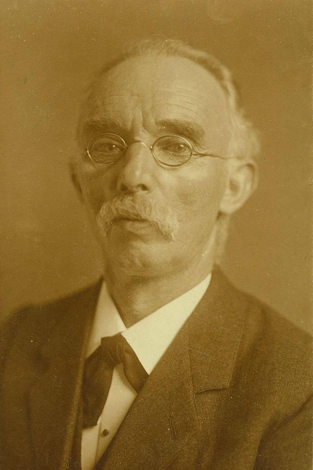 Hendrik Willem Heuvel (1864-1926)   © Persgroep