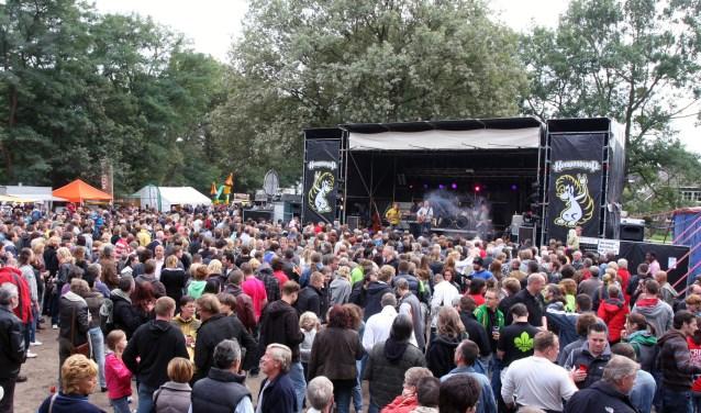 Net als vorig jaar houdt Kempenerpop weer een crowdfundingactie. Foto: Theo van Sambeek.
