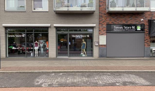 De vernieuwde winkel van Tennis&Hockey Store Nl