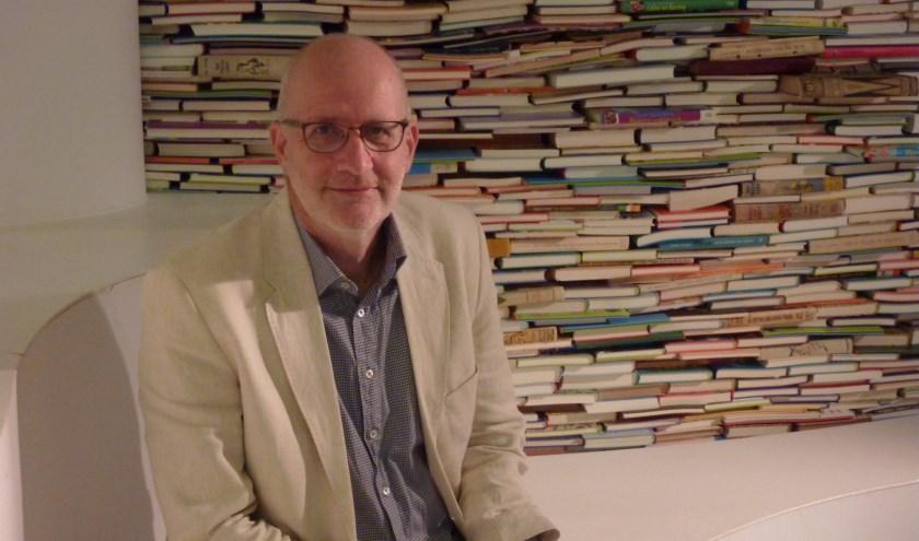 """""""De Nederlandse vrijgevochten aard komt terug in de boeken van onze schrijvers"""", zegt Aad Meinderts, directeur van het Kinderboekenmuseum."""