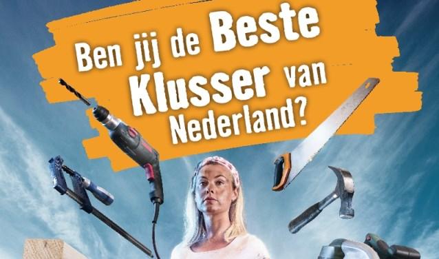 Jong en oud kan de komende drie weekenden bij Hornbach in Breda gratis meedoen aan voorronden van de 'Beste klusser van Nederland'.