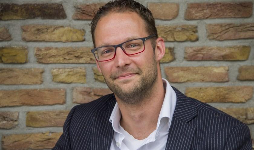 Maarten Swagerman: 'Het tekort op financiën in het sociaal domien betekent dat we pittige keuzes moeten maken.'
