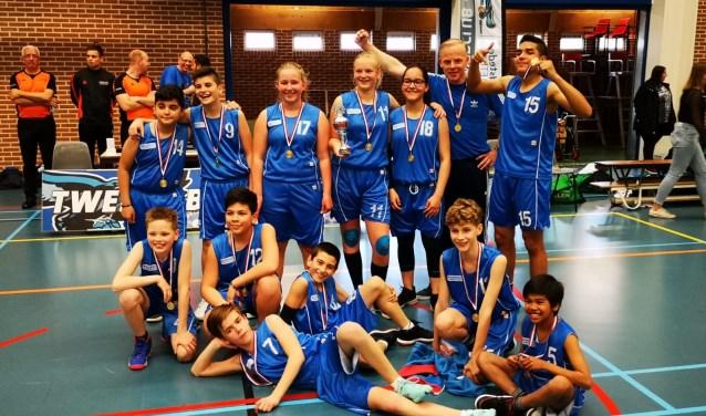 Kampioensteam Isala U14