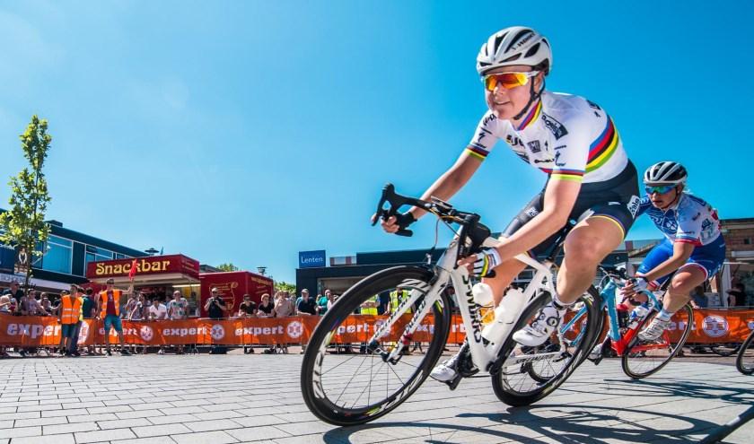 Wiebes baarde dit jaar opzien met onder meer zeges in Nokere Koerse, de Tour de Yorkshire en de World Tour etappekoers Tour of Chongming Island.