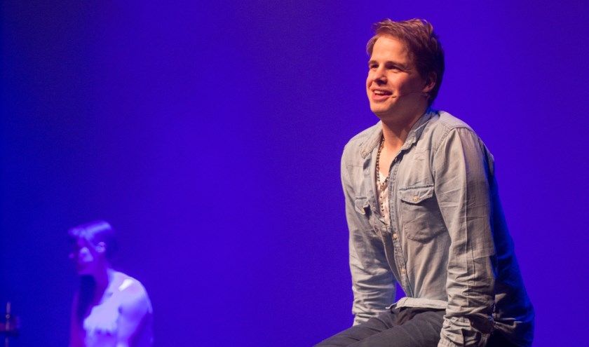 Zanger, liedjesschrijver en verteller Matthijn Buwalda.(Bron: Heleboeldag)