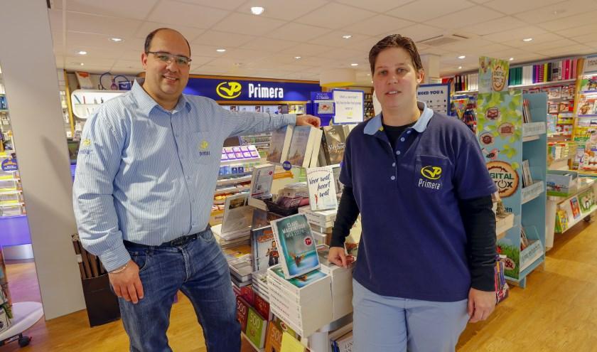 """Echtpaar De Bont: """"Tevreden klanten zijn belangrijk voor ons. Service staat daarom bij ons voorop."""" FOTO: Bert JAnsen."""