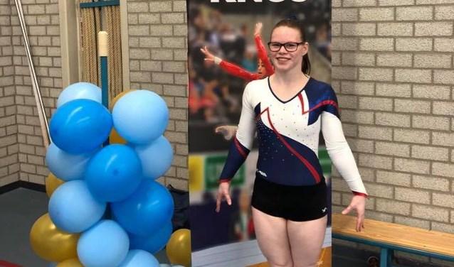 Rachel Nijbroek (senior A)