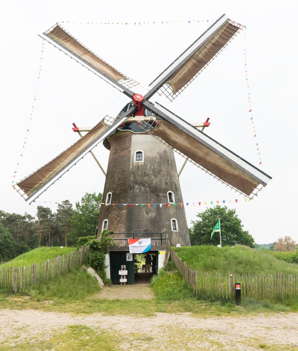 De molen in Hernen. Ton Rothengatter © Persgroep
