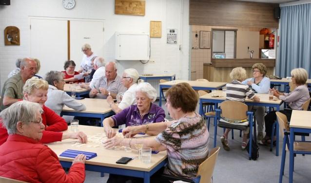 De Senioren Soos in de Pracht kan nog wel nieuwe leden gebruiken. Foto: Theo van Sambeek.