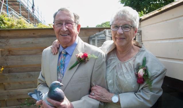 In 1961 is het paar naar Amersfoort verhuisd.