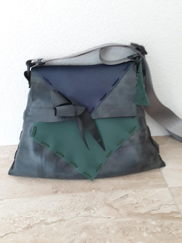 Handgemaakte tas Foto: Jansen-van Weerdhuizen © Persgroep
