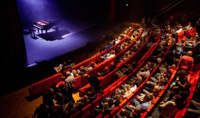 De kaartverkoop van Theater Het Kruispunt loopt als een trein (Foto: Jaap Reedijk)