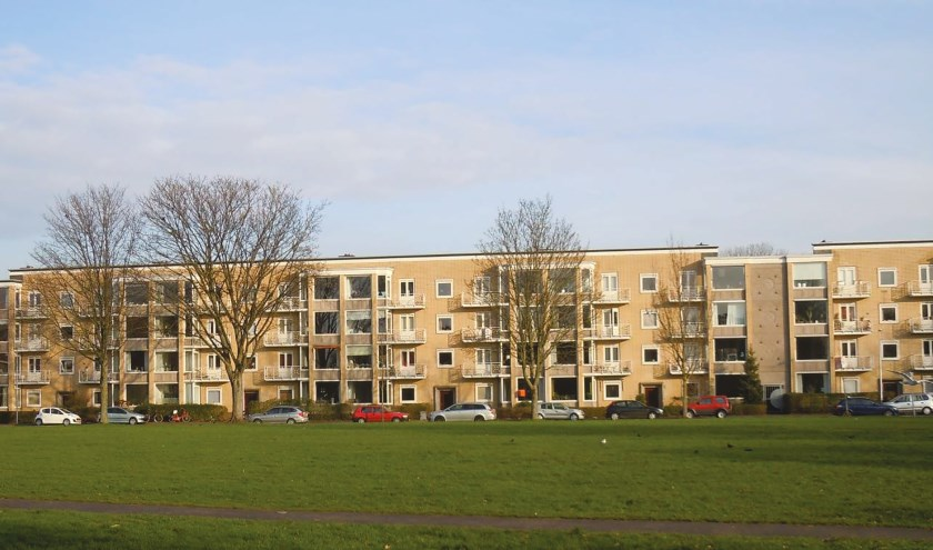 Appartementen Lessinglaan, Utrecht