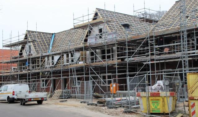 Er wordt veel gebouwd in Molenbeek. Maar er komen ook veel woningen via particuliere initiatieven.(Foto: Dick Baas)