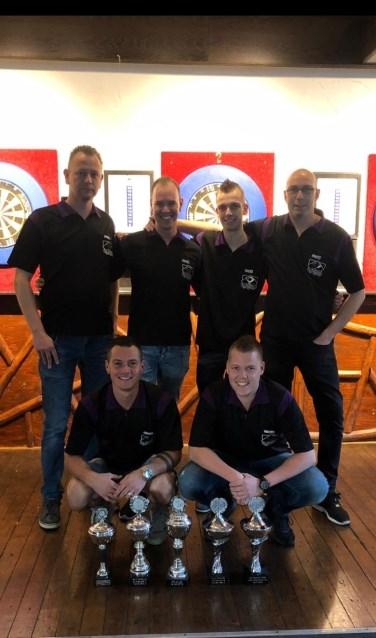 Jacco, Tom, Daniel, Marwin, Gerrit, Ivo