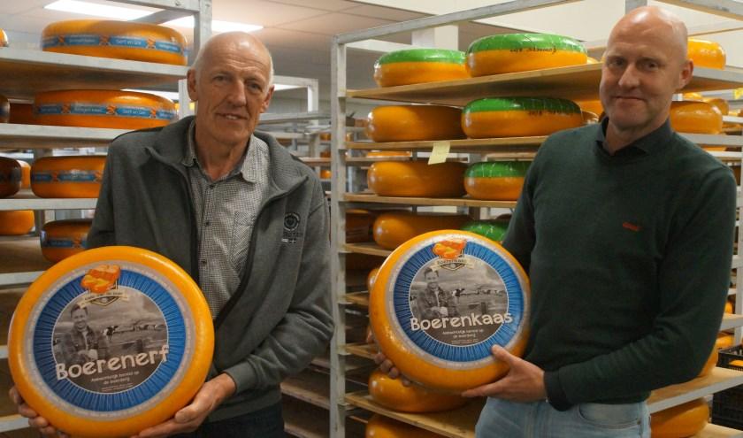 Cor Janmaat en Cees Verburg houden zich samen met Bert en Adrie Vollering, Gerben van de Weerd en Ariën Smorenburg bezig met de verbinding stad en platteland vanuit het 60-jarige ACW