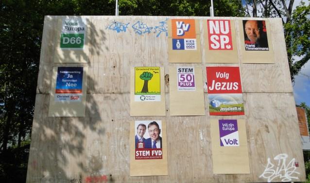 Op 23 mei zijn de Europese verkiezingen. Ook in onze regio gaan stemgerechtigden naar de stembus.